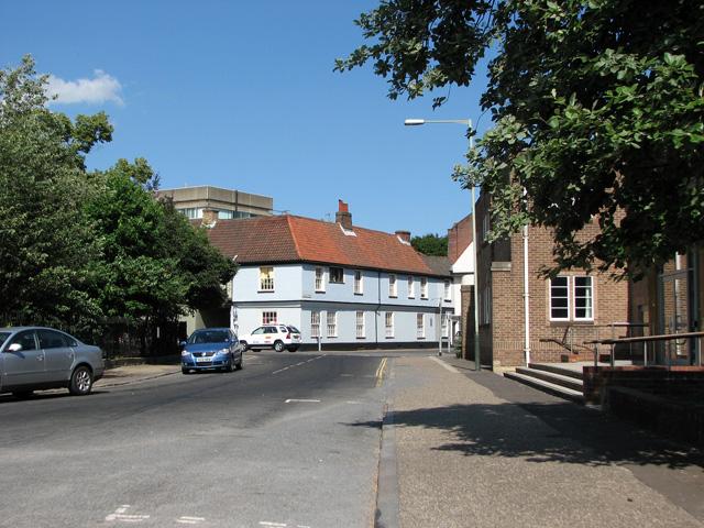 Duke Street, Norwich