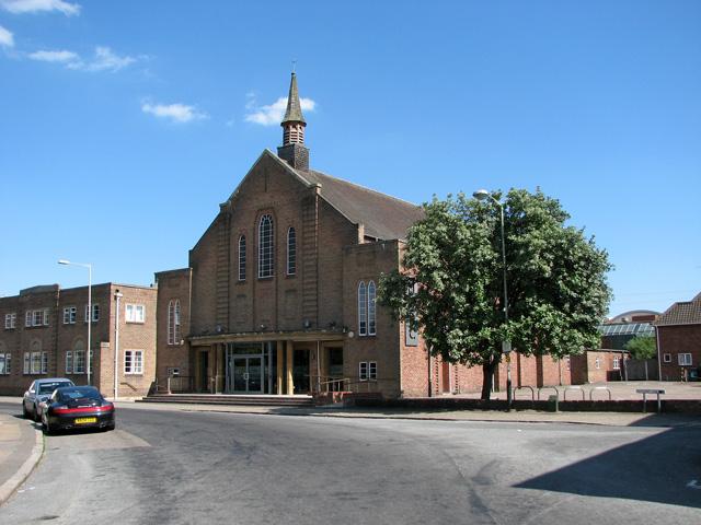 Baptist church by St Mary Coslany