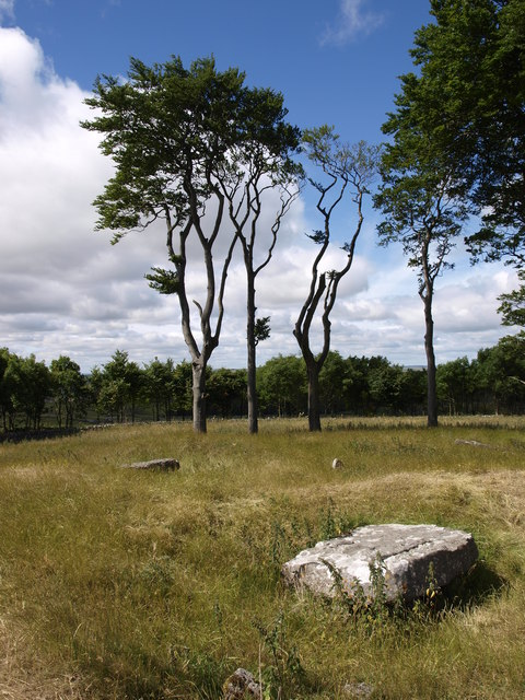 Minninglow burial cairn
