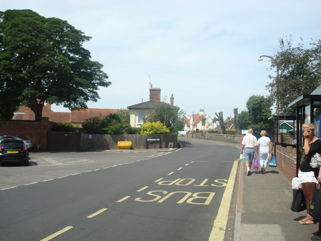 Station Road, Wells-next-the-sea