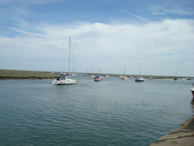 The Harbour, Wells-next-the-sea