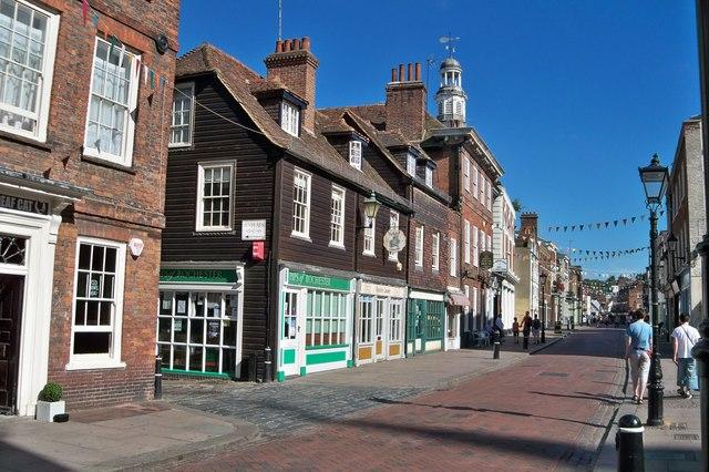 High Street - Rochester