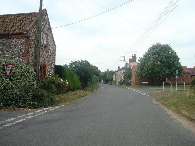Front Street, Binham