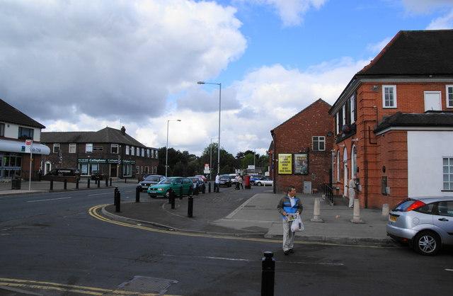 Finney Lane, Heald Green