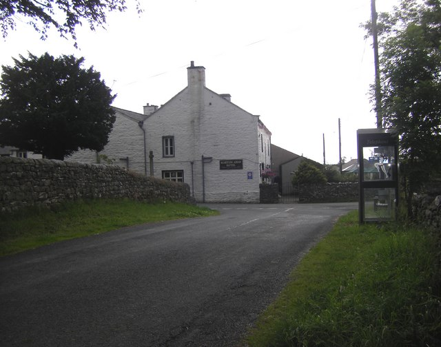 Thornton Lane, Thornton in Lonsdale