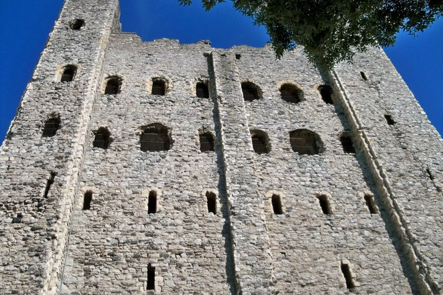 The Keep - Rochester castle