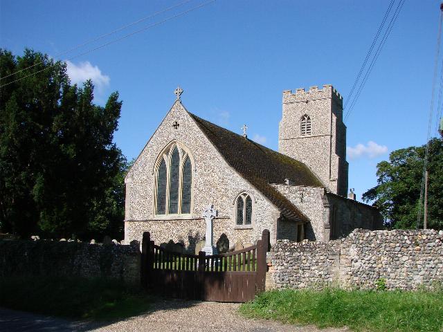 Freckenham St Andrew's Church
