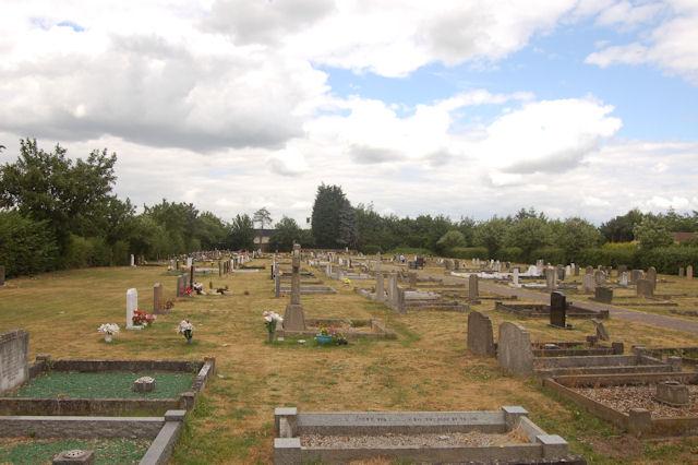 Caistor cemetery
