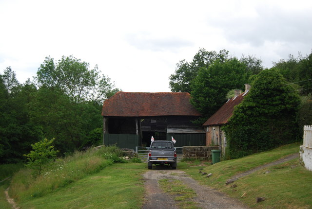 Barns, Smockham Farm