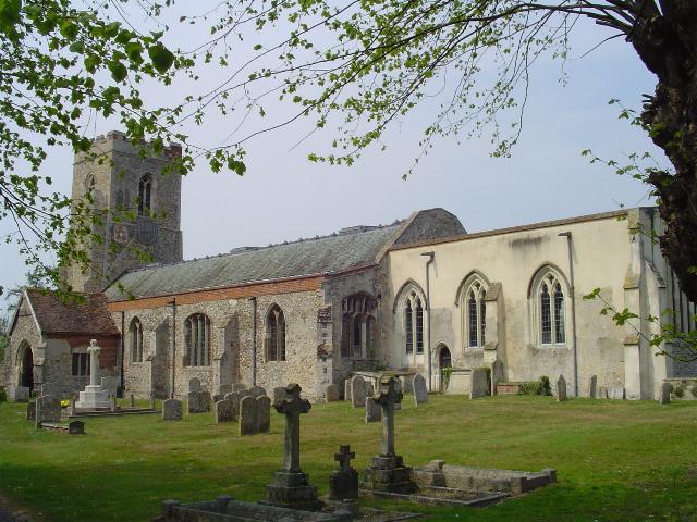 Kedington St Peter & St Paul's Church