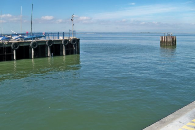 Harbour Entrance -Whitstable
