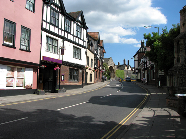 Shops and businesses in Magdalen Street, Norwich