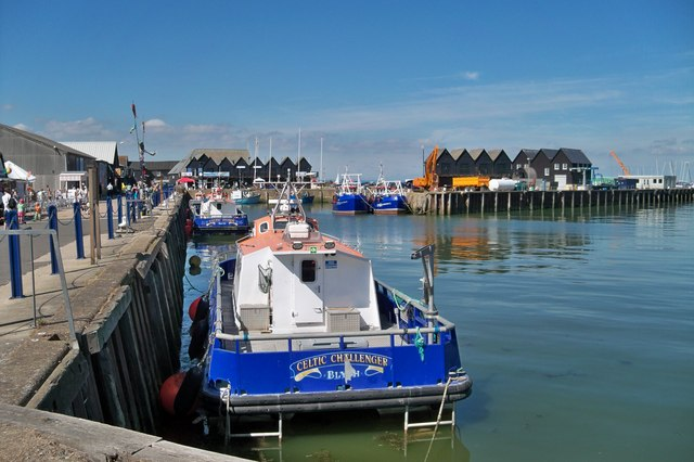 Workboats - Whitstable harbour