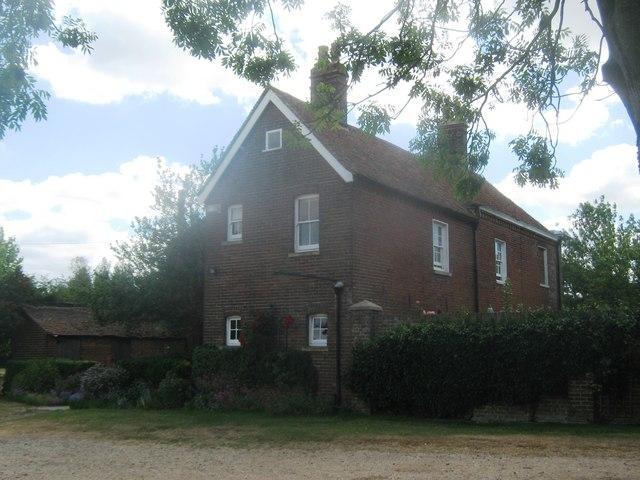 Buckland Farmhouse