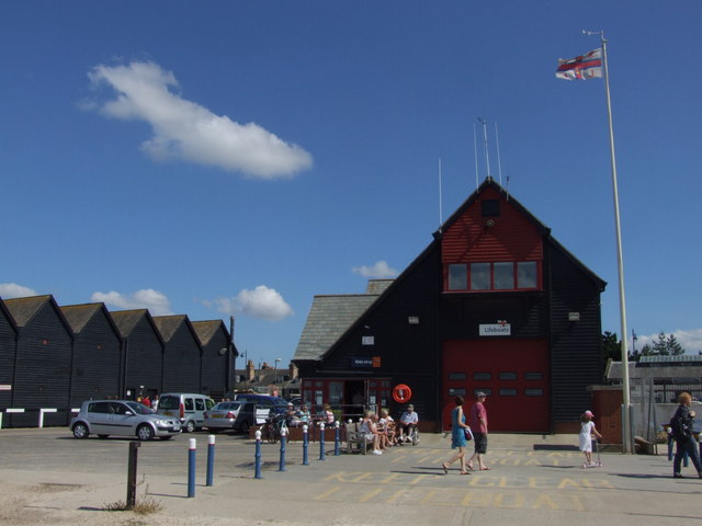 Whitstable lifeboat station
