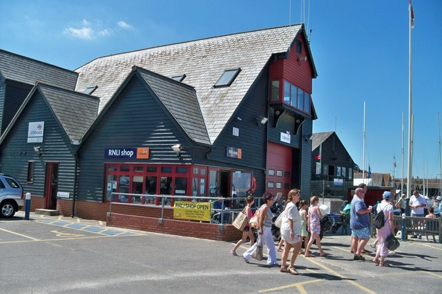 Lifeboat Station - Whitstable