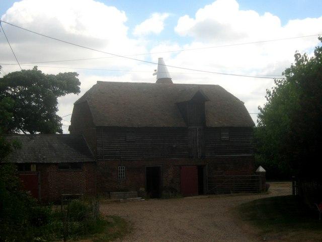 Buckland Farm Barn and Oast House