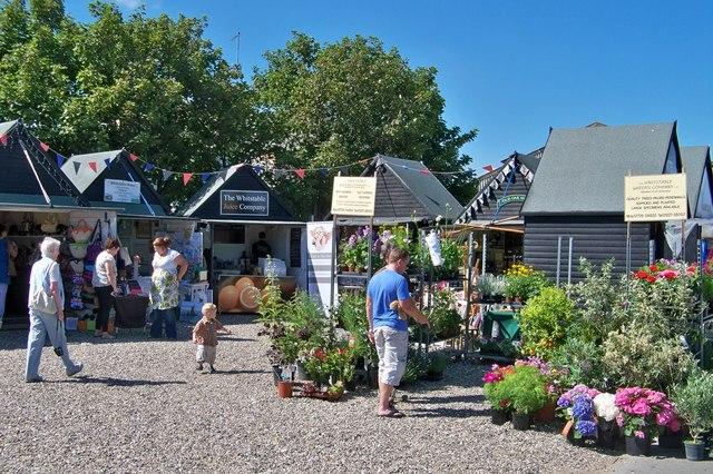 Harbourside Market - Whitstable