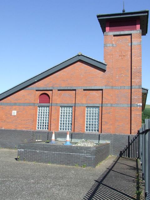 Fairlie sewage pumping station
