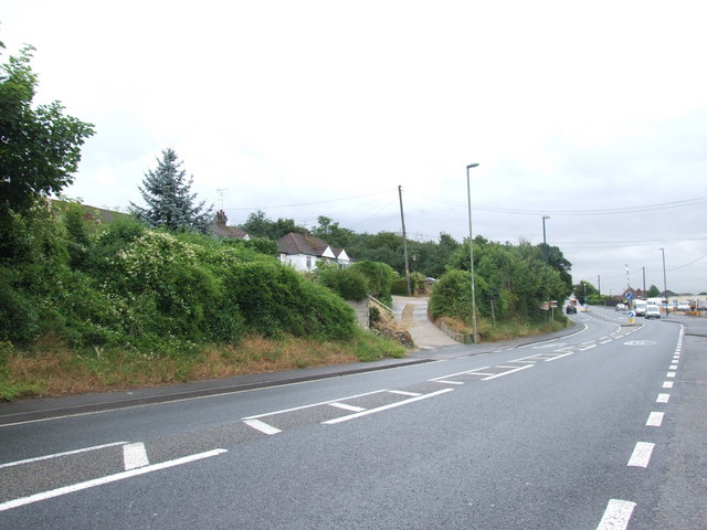 A228 Rochester Road, Cuxton