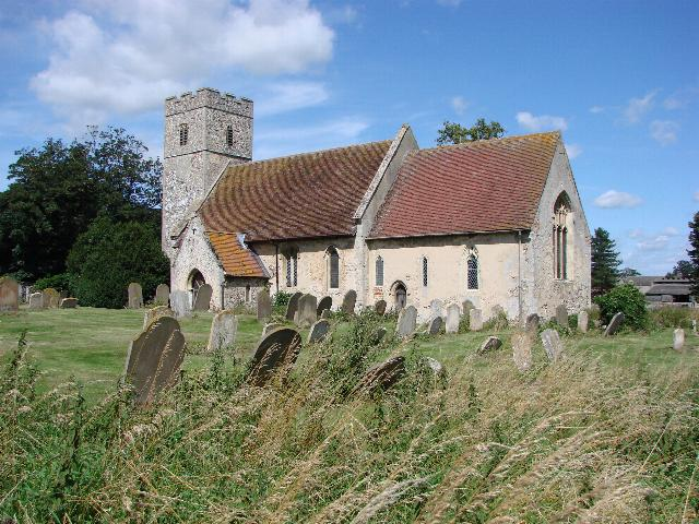 Cavenham St Andrew's Church