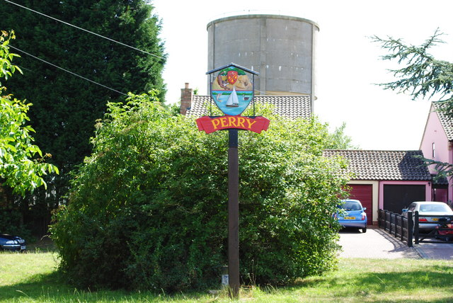 Perry sign