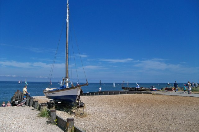 Yachts at Whitstable