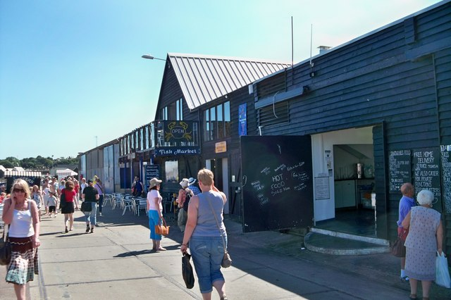 Fish Market and Restaurant - Whitstable