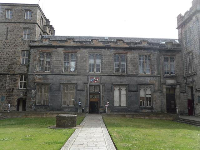 Kings College Quadrangle