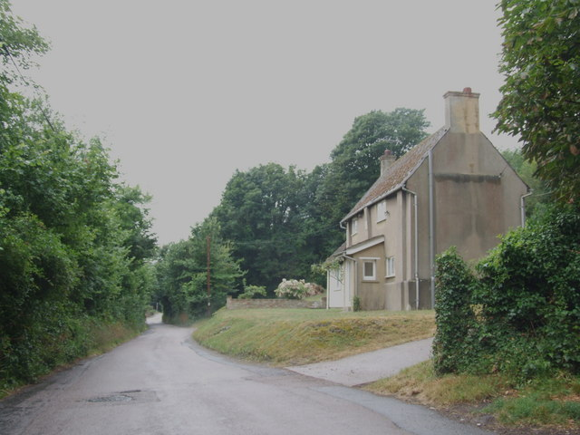 Pilgrims Road, North Halling