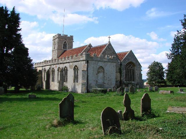 Acton All Saints Church