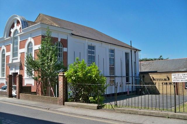 Baptist Church - Whitstable
