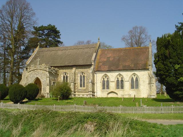Coney Weston St Mary's Church