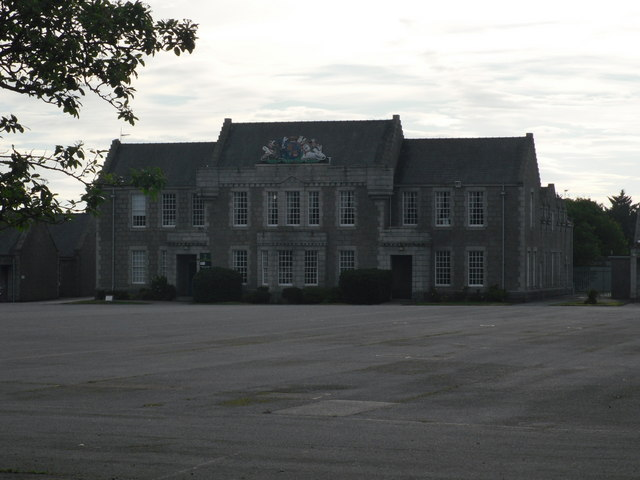 The Gordon Barracks, Bridge of Don