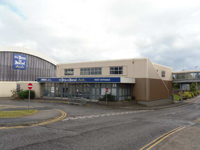 The Aberdeen Arena