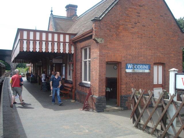 Weybourne Railway Station - North Norfolk Railway