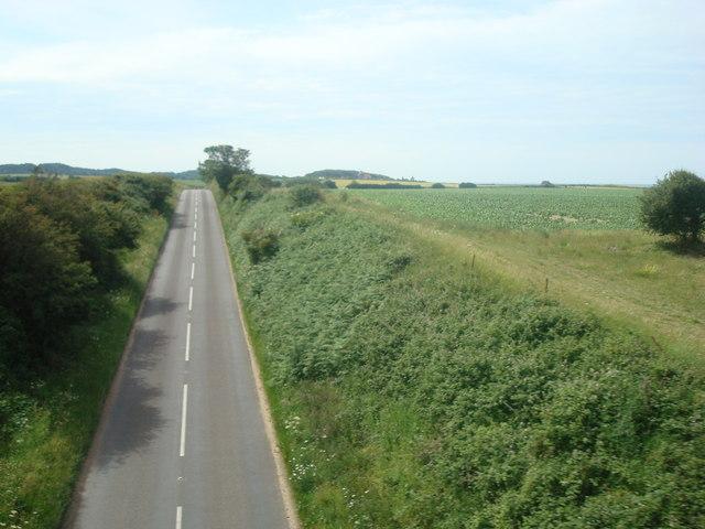 A149 near Weybourne