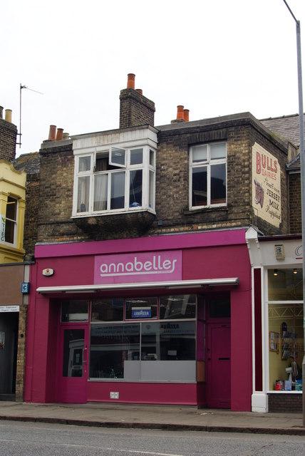 Annabelles, Hills Road, Cambridge