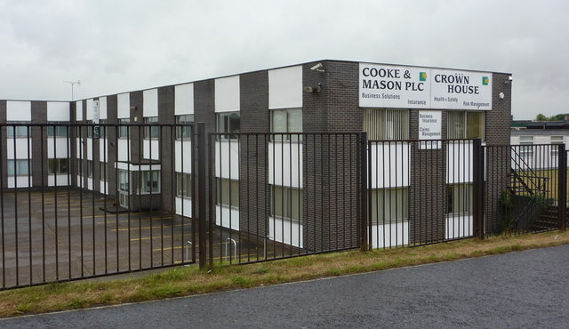 Office buildings, West Carr Road