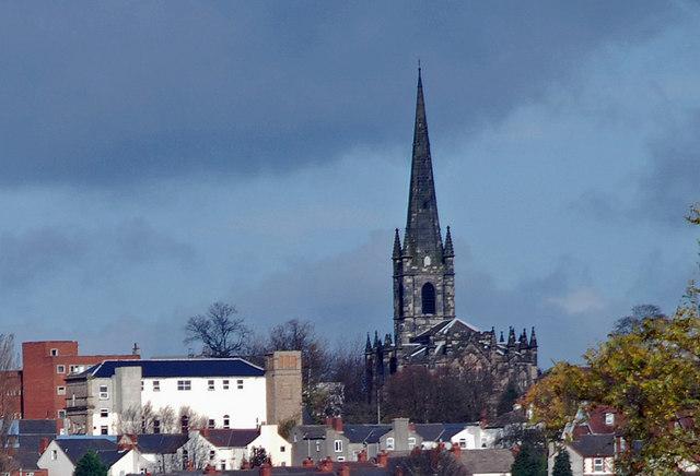St Thomas's Church, Dudley