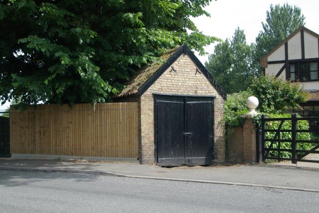Doddington old fire station
