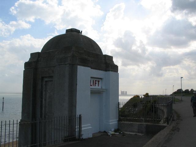 Lift, Royal Esplanade