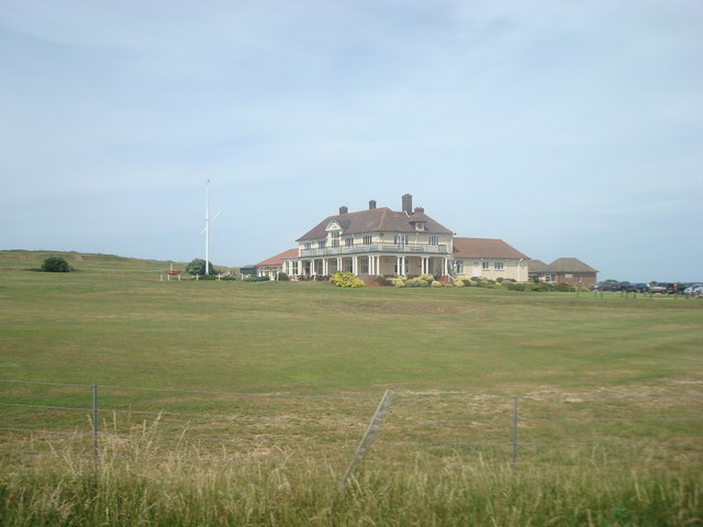 Sheringham Golf Clubhouse