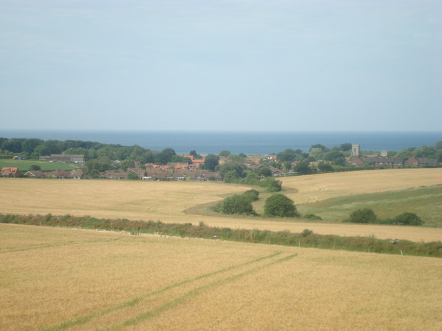 View of Weybourne