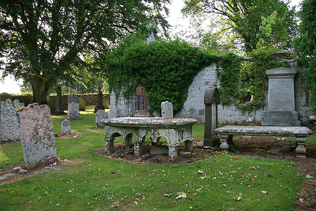 Southdean (Chesters) Parish Church and Churchyard