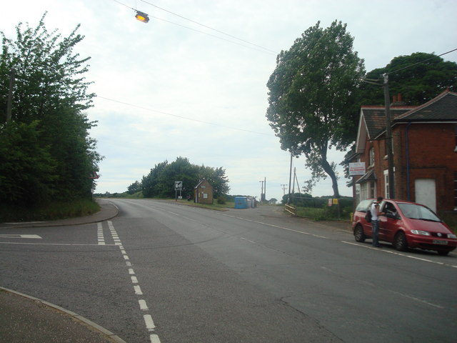 Briston Road, Melton Constable