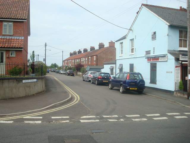 Gordon Road, Melton Constable