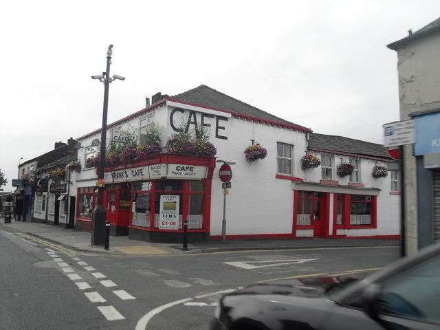 Frank's Cafe - Tyldesley