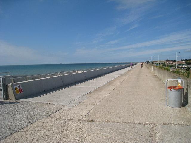 Sea Defences, Hythe