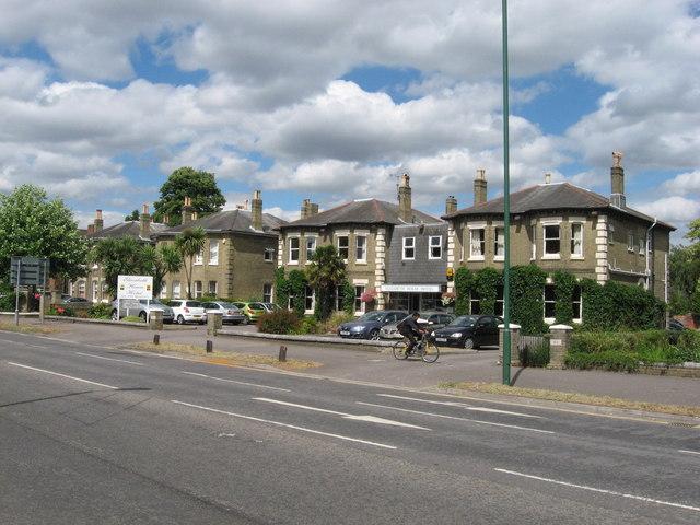 Hotel beside The Avenue, Southampton